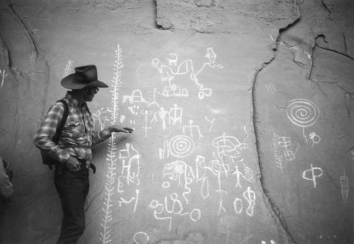 1970s Pete Steel giving his interpretation of