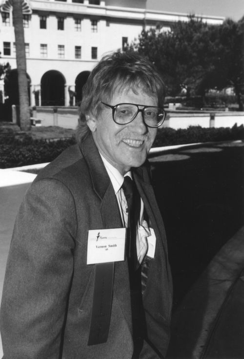 1996 Vernon at Caltech for commencement